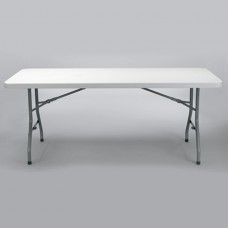 Mesa plegable catering rectangular