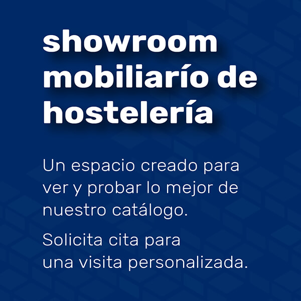 Contractpro - Showroom - Muebles de Hosteleria